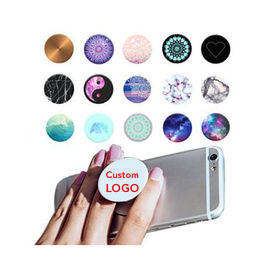 China Popsocket Grip Mobile Phone Holder TPU Material With Strong Air Pop Function factory
